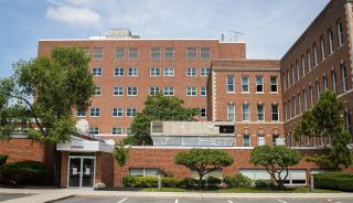 Robert Wood Johnson Hospital